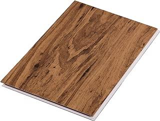 Sample - Mocha Eucalyptus PRO Wide+ Click Vinyl Plank Flooring