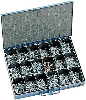 1650Piece Sheet Metal Screw Assortment in sheet steel case