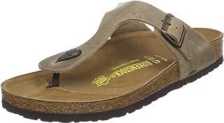 Gizeh Leather Unisex Sandal