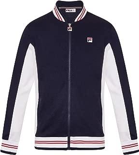 Black Friday Fila Vintage Homme Settanta Track Jacket, Bleu