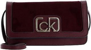 Calvin Klein Clutch V Wine