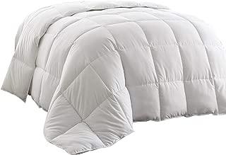 Chezmoi Collection, All Season Down Alternative, Comforter Duvet Insert, Queen, White