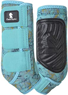 Classic Rope Company Turquoise Slab ClassicFit Front Boots 2 Pack