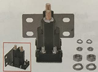 Arctic Cat Starter Relay / Solenoid Model Panther 440 1997-2001 / Panther 550 1997-2001 Snowmobile Part# 12-2901, SM-01454 OEM# 0645-196