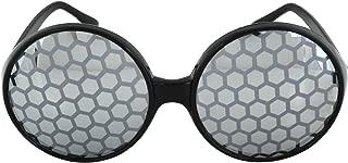 Black Bug Eyes Sunglasses