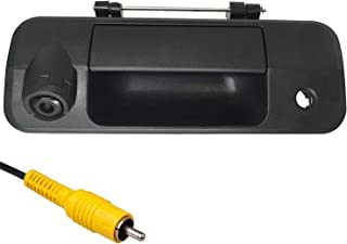 Master Tailgaters Replacement for Toyota Tundra 2007-2013 Tailgate Backup Reverse Handle with Camera (Black)
