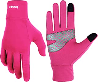 Eroilor Light Sports Gloves Running Gloves Warm UP by Boodun Running Gloves Unisex Slim Sports Gloves Jogging Gloves for Women and Men with Touchscreen Function