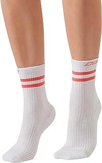 Lorna Jane Women's LJ Retro Crew Sock