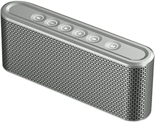 $55 » SMQHH Portable Bluetooth Speakers, Portable Bluetooth Speakers with Built-in-Mic,Handsfree Call,HD Sound and Bass Waterpro...