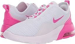 White/Laser Fuchsia/Pale Pink