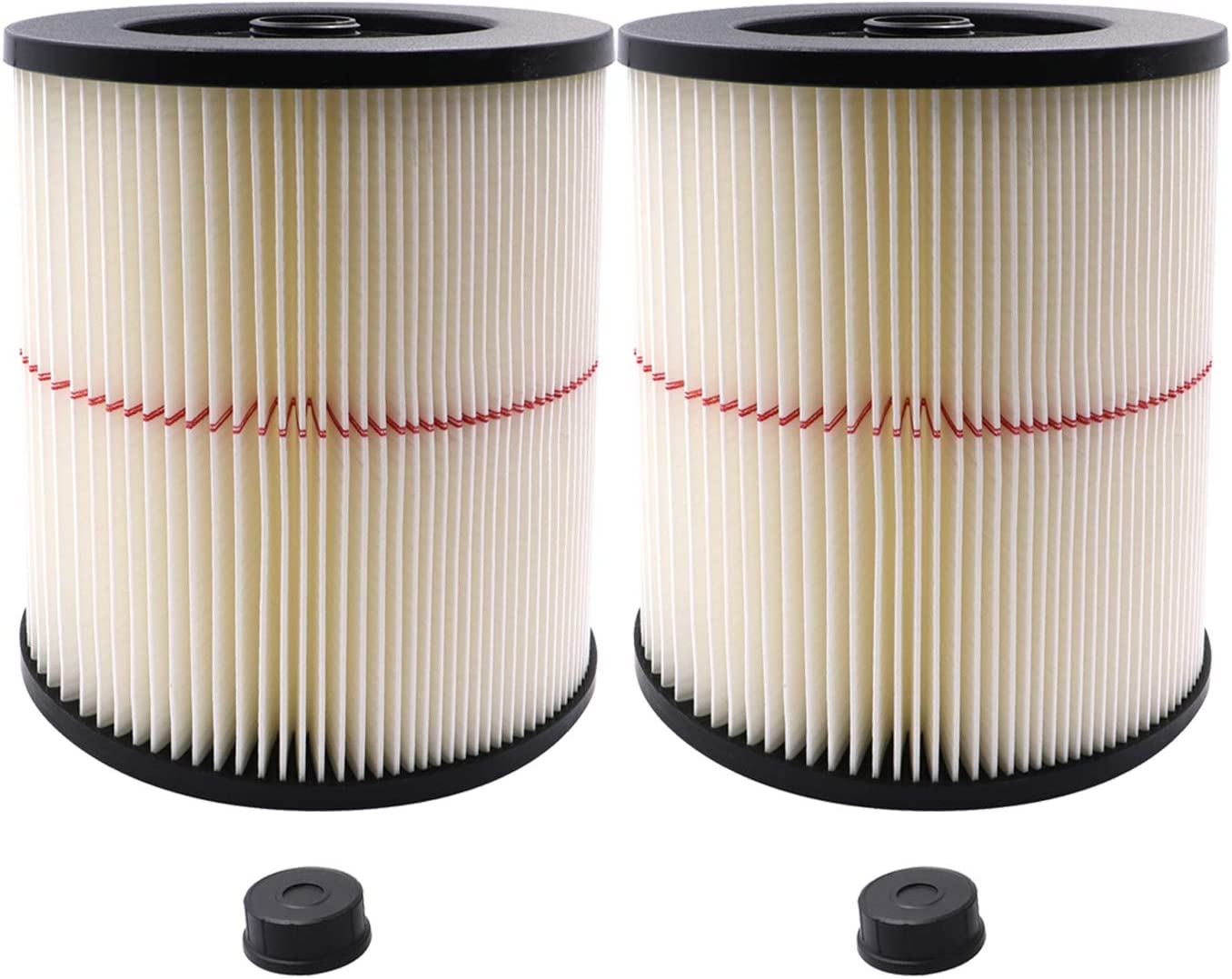 Wet Dry Cash special price Vacuum Cleaner Filter for Craftsman 2 Pa 17816 Shop Fixed price for sale Vac