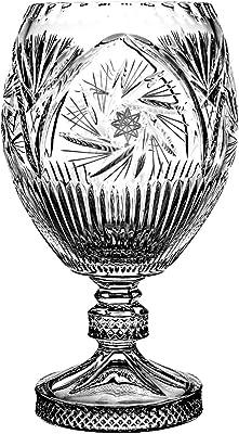 Pandecor Potiche Vaso Portaconfetti in Vetro