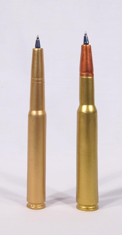 Craftsman 50 Caliber Assorted Machine Bullet S Gun Writing Rapid rise Max 77% OFF Pens