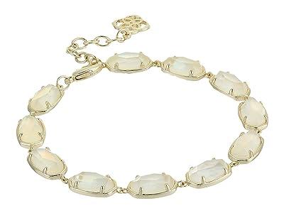 Kendra Scott Grayson Link Bracelet (Gold/Ivory Mother-of-Pearl) Bracelet