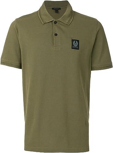 BELSTAFF Stannett Polo Shirt in Slate vert