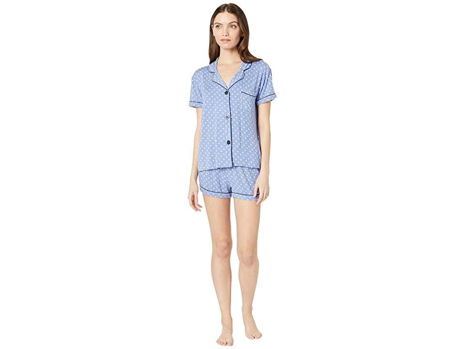 P.J. Salvage Polka Dot PJ Set (Peri) Women