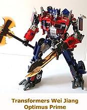 Clip: Transformers Wei Jiang Optimus Prime