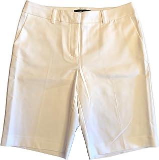 Ellen Tracy Women Shorts with 4 Pockets
