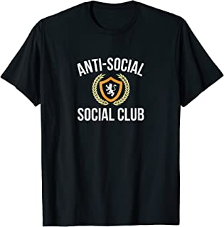 Anti-Social - Social Club - T-shirt