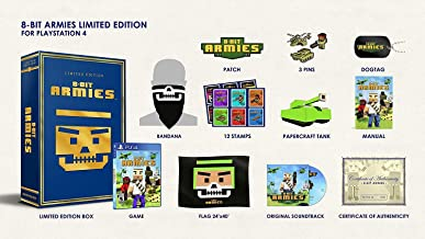 8-Bit Armies: Limited Edition - PlayStation 4