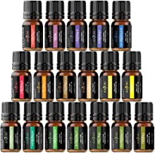 Essential Oils - Anjou Top 18 Aromatherapy Oils Premium Fragrance Oil Organic Pure for Diffuser Yoga Massage & DIY Persona...