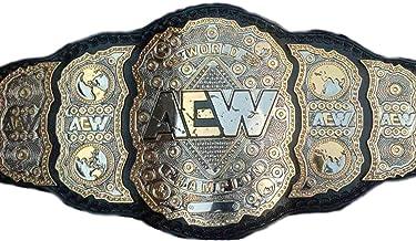 HIGHLANDPOWER AEW World Wrestling Championship riem volwassen grootte