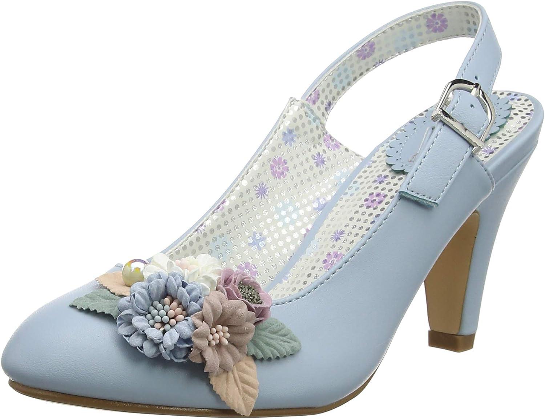Joe Browns Womens Flower Corsage Sling Back shoes