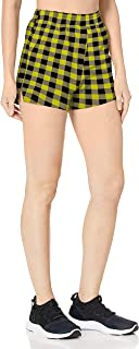 Soffe Women's Jr Printed Short Cctn
