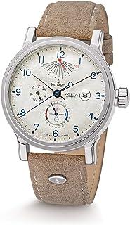 Kronsegler - Volta - Reloj automático de acero vintage