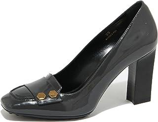 Tu satisfacción es nuestro objetivo 0486O decollete TOD'S BOTTONI ESAGONO gris gris gris zapatos mujer zapatos mujer  buena calidad