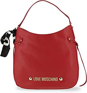 Borsa LOVE MOSCHINO JC4006 QUILTED NAPPA PU ROSSO