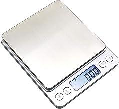 Sapu Portable Digital Kitchen Food LCD Display Mini Electronic Weight Scale - 3000 g