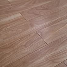 Dekorman Natural Walnut #1235H 12 mm Thick x 4.96 in. Wide x 48 in. Length Click-Locking Laminate Flooring Planks (16.48 sq. ft. / case), Brown