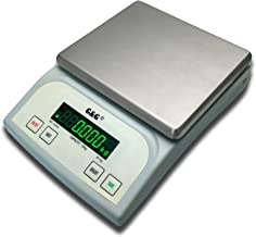 G&G KF15KA B, 15kg-1g  0,1g - Balance de table de précision pour paquet KF-15KB: Bis 3kg in 0,1g & 15kg in 1g