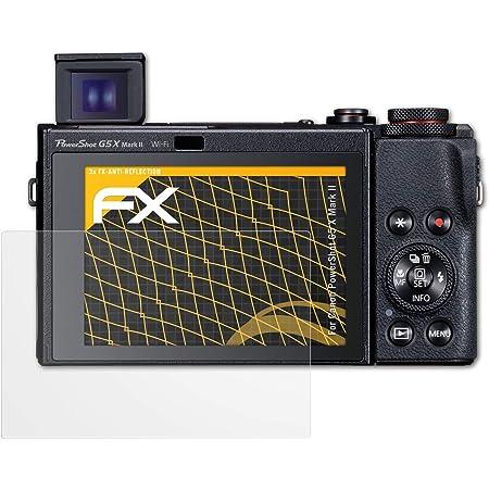 Atfolix Panzerfolie Kompatibel Mit Canon Powershot G7 X Kamera
