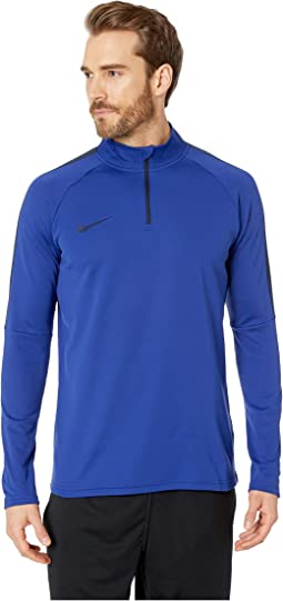 Dry 1/4 Zip Soccer Drill Top