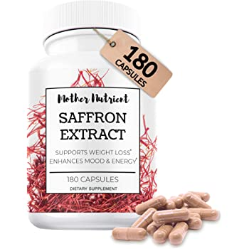 Amazon Com Saffron Extract Capsules With 88 50 Mg Of High Quality