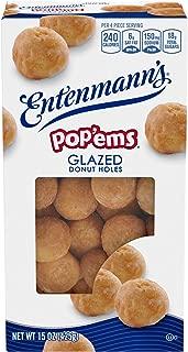 Entenmann's Pop'ems Glazed Donut Holes