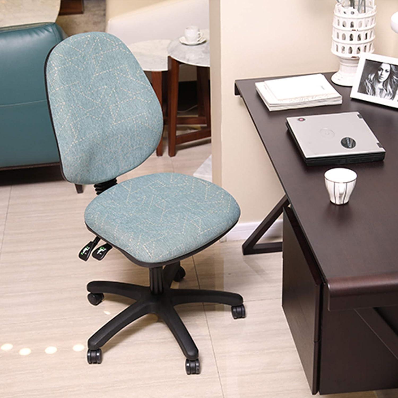 Yuansr Accueil Chaise pivotante Chaise étude Chaise réglable Ordinateur de Bureau Chaise Gaming Jeu Chaise Confortable Respirant Mesh Chair (Color : Green) Green