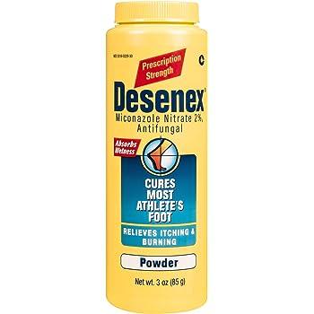 Desenex Athlete's Foot Shake Powder, 3 Ounce