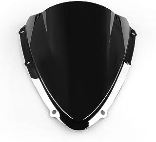 Motocicleta Delantero Parabrisas Deflector de Viento Windshield para HON-DA CBR600F3 CBR 600 F3 1995-1998 Artudatech Moto Parabrisas