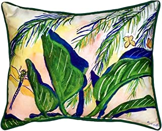 "Betsy Drake SN175 Elephant Ears Pillow, 11"" x14"""