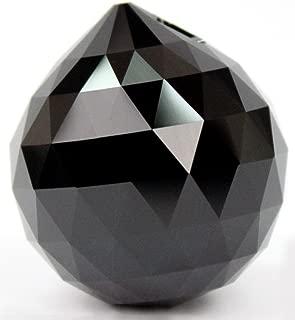 Pendule en cristal Set de Rieser/® premium-kristall sph/ère 50mm original de SPECTRA/® CRYSTAL boule