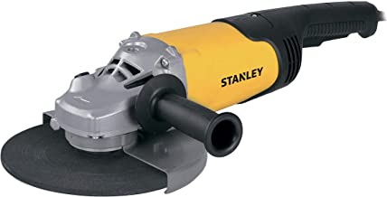 "Stanley Power Tool Corded 2200W 9"" (230MM) LARGE ANGLE GRINDER,STGL2223-B5"