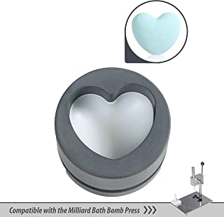 manual bath bomb press