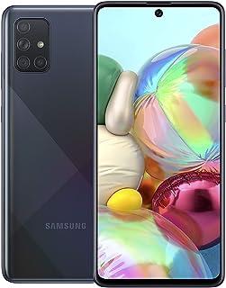 Samsung Galaxy A71 Dual SIM 128GB 8GB RAM 4G LTE (UAE Version) - Black