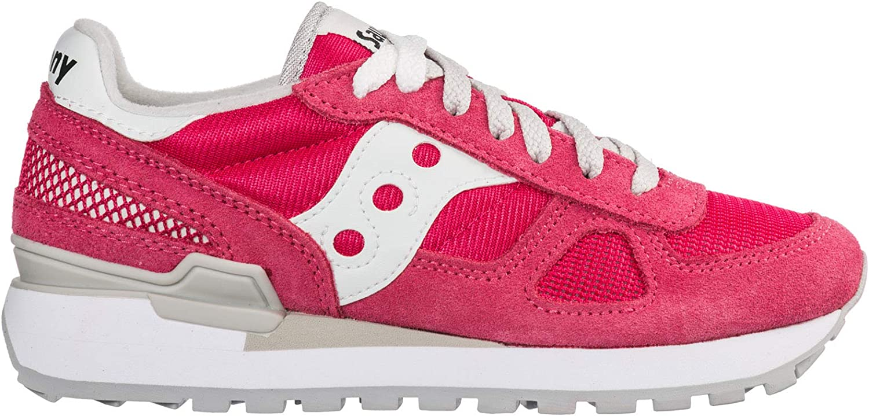 Saucony Women Shadow O' Sneakers Fucsia