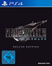Final Fantasy VII HD Remake Deluxe Edition (PS4)
