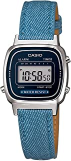 Casio La670Wl-2A2 For Women-Digital, Casual Watch, Japanese Quartz Movement