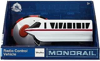 Disney Parks Monorail Remote Control Vehicle - Disneyland Resort Walt Disney World Exclusive